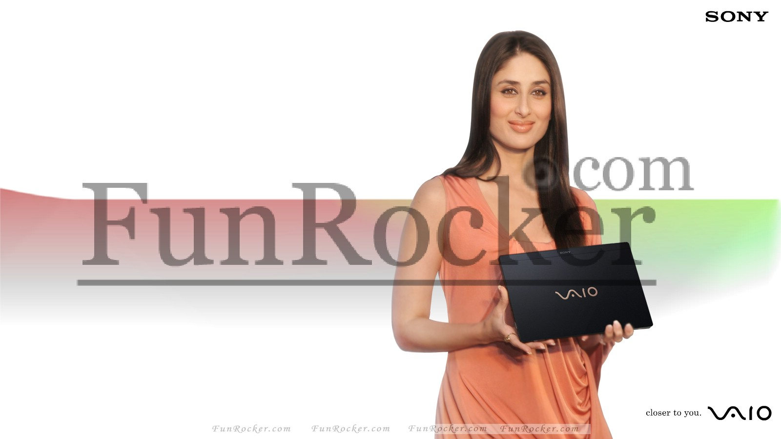 Kareena Kapoor Sony Vaio X Photoshoot