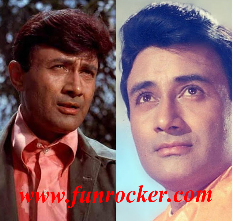 Dev Anand's Hair Style
