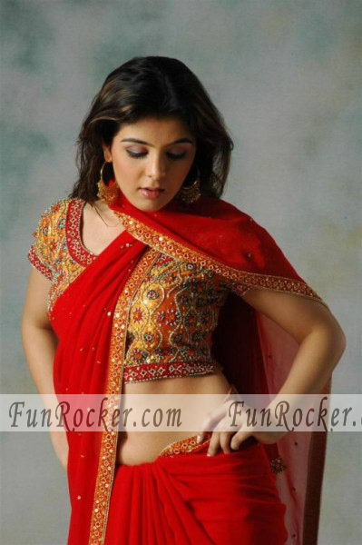 Saree Models