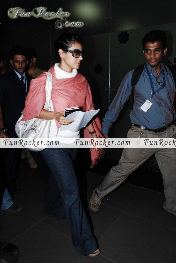 SRK, Kajol and Karan Going Abu Dhabi For Premiere of My Name Is Khan