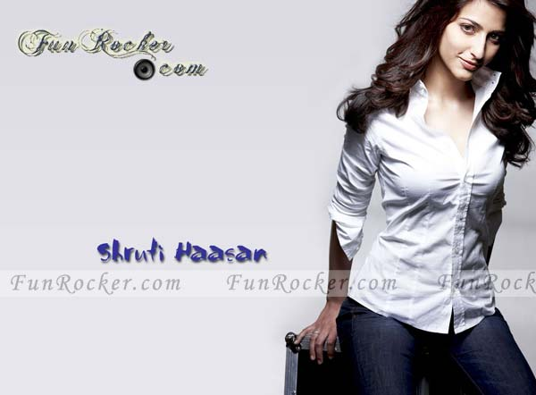 Shruti Hassan (Daughter Of Kamal Hassan)