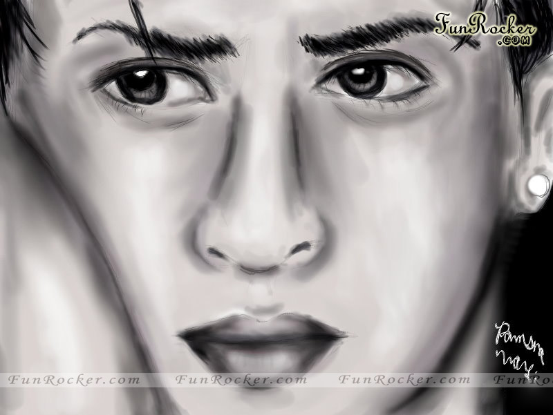 Shahrukh Khan Sketch Images Gallery One Picture