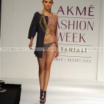 Model Lakme Fashion Week