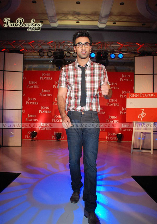 Ranbir Kapoor John Players Event