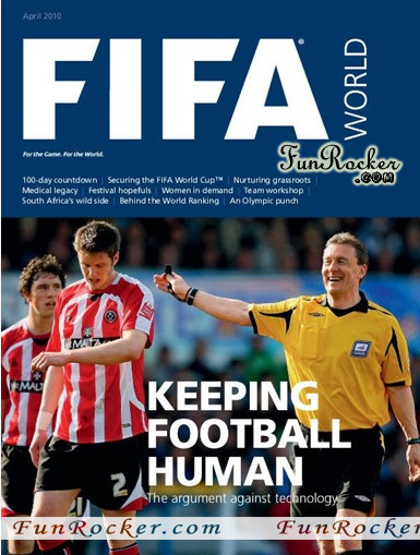 FIFA World April 2010