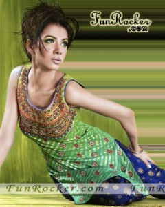 Pakistani-Sexiest-Models-Shaddi-Dresses-(FunRocker.Com)-12