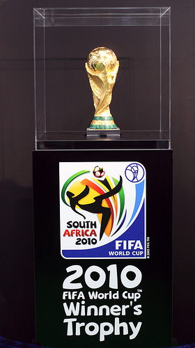 Watch FIFA World Cup 2010 Online Trophy