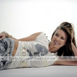 Audrina Patridge On Bongo Jeans Advertising 2010