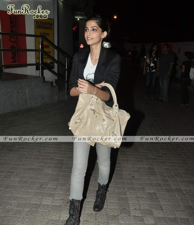 Different Bollywood Luminaries At special screening of I Hate Luv Story