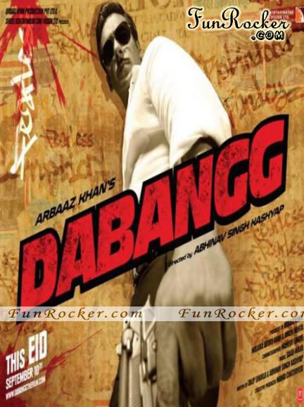 Watch Dabagg Movie Online Or Dabang First Look