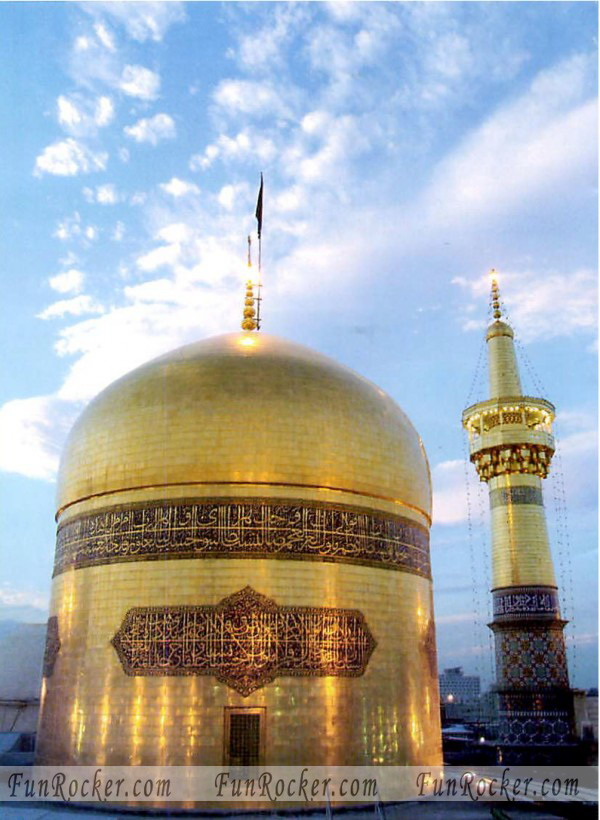 Imam Reza Shrine IRAN