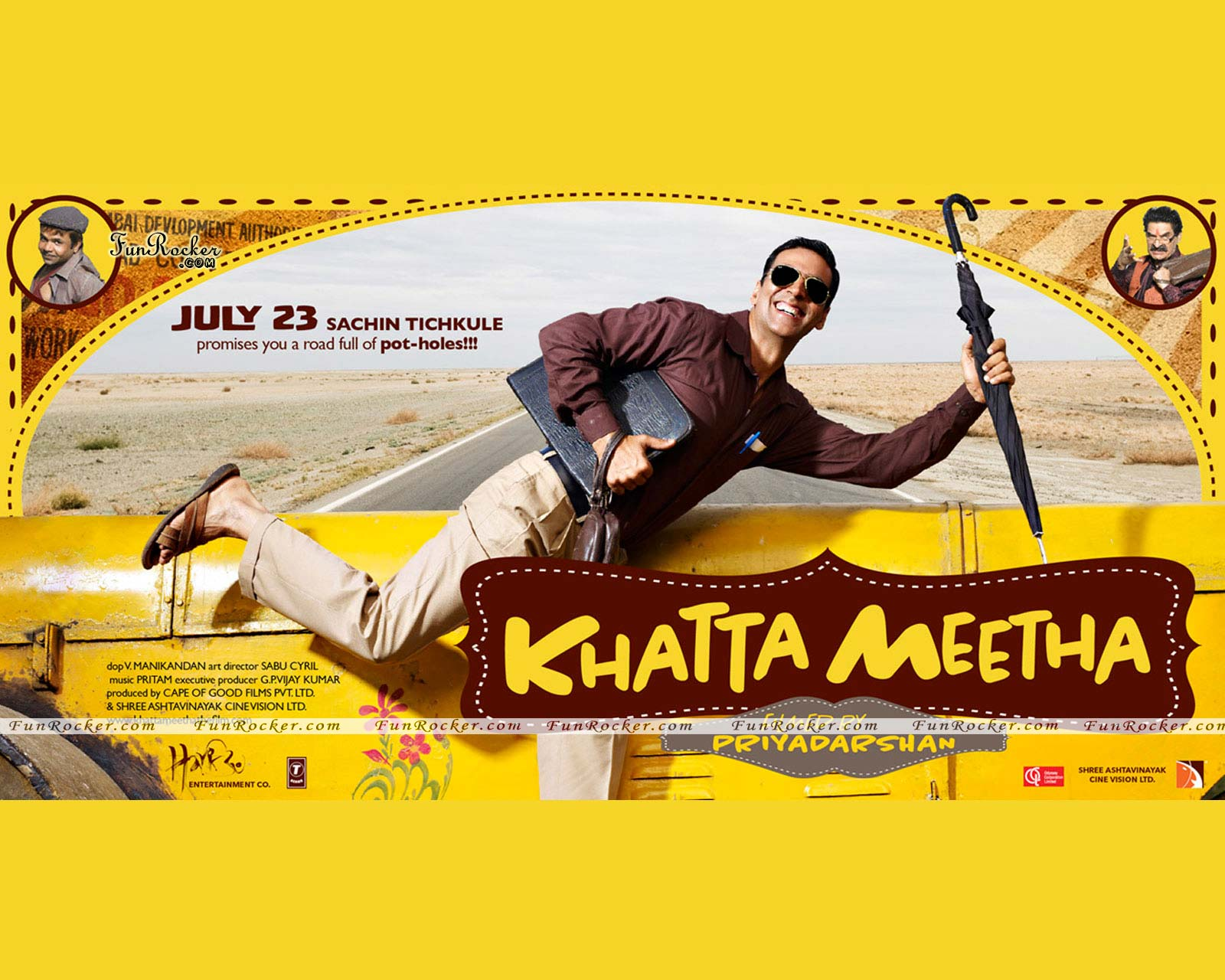 Watch Khatta Meetha Movie Khata Metha Online