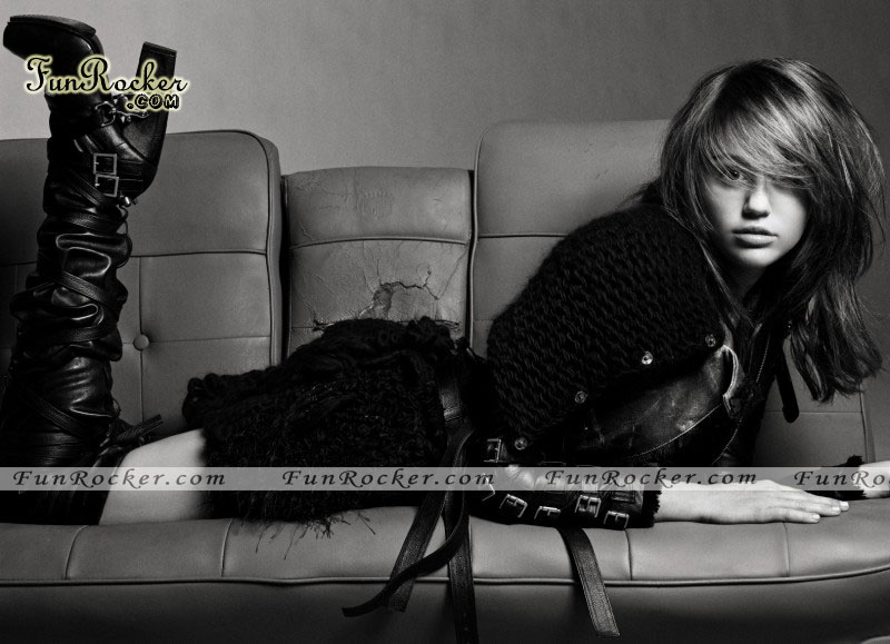 Miley Cyrus Picture For Carter Smith