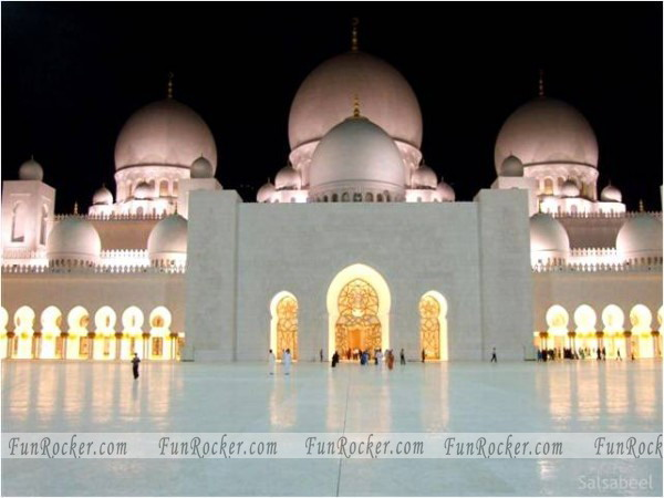Sheikh Zayed Mosque UAE