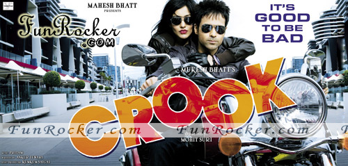 Watch Crook Its Good To Be Baad Movie Online First Look