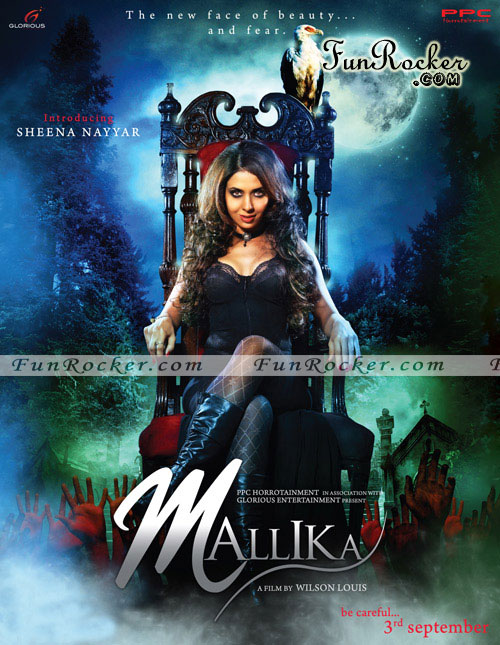 Watch Mallika Movie Online Malika First Look