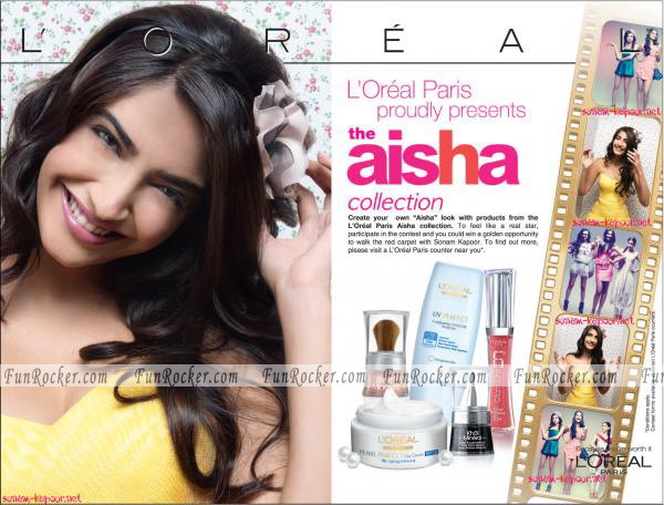 L Oreal Paris Presents Special Aisha Movie collection