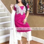 Pakistani Sexiest Female Models In Salwar Kameez Designs 2010