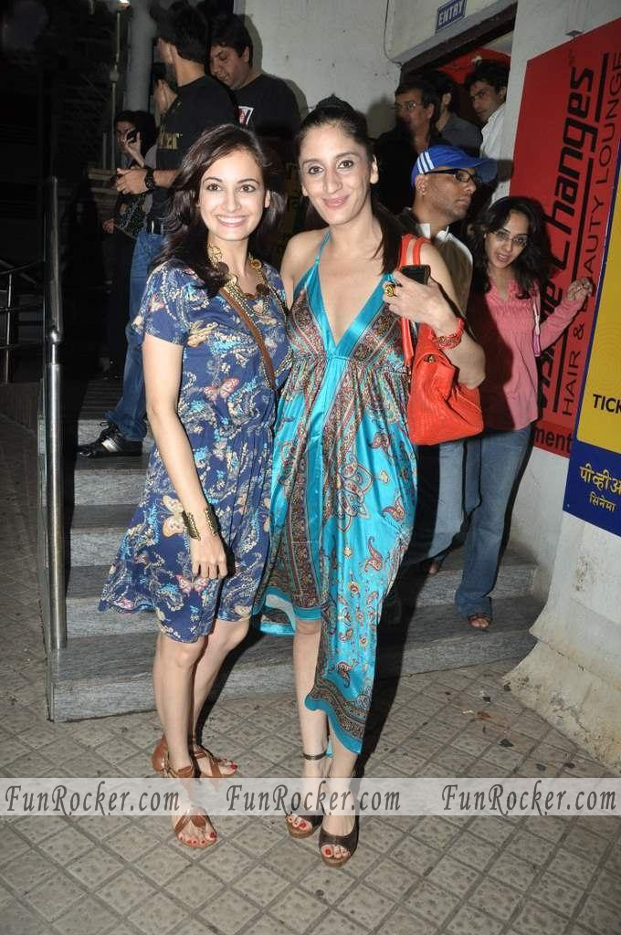 Most Exquisite Bollywood Desi Babes At I Hate Luv Storys Special Screening