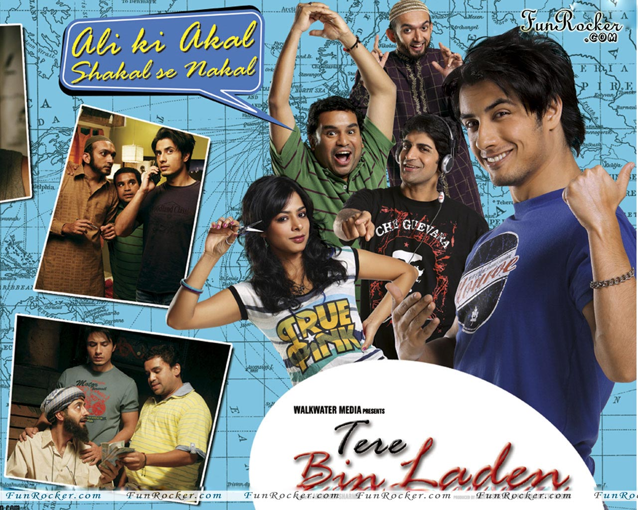 Tere Bin Laden Video Songs