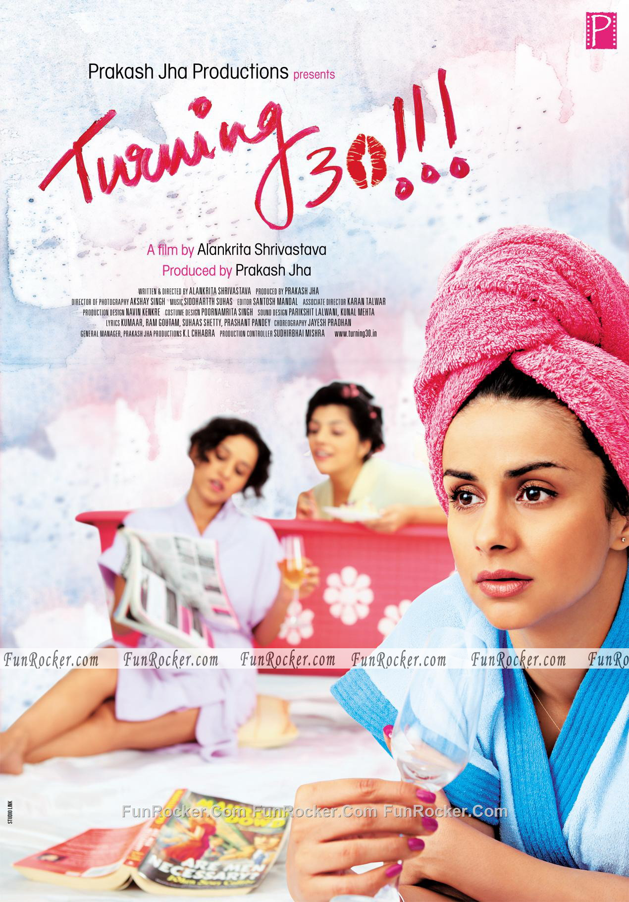 Turning 30 First Look