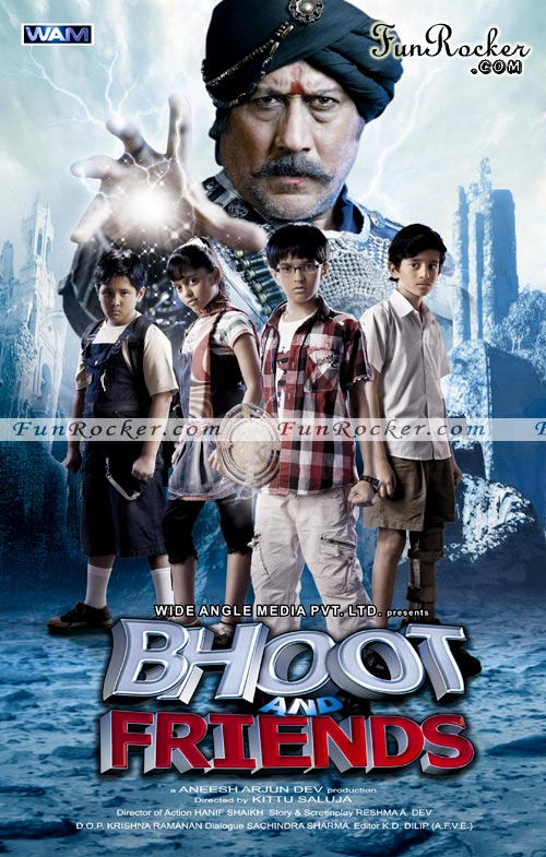 First Look Bhoot And Friends
