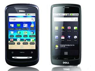 Dell launched Latest Technology XCD28 Mobile