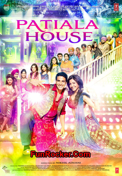 Patiala House First Look