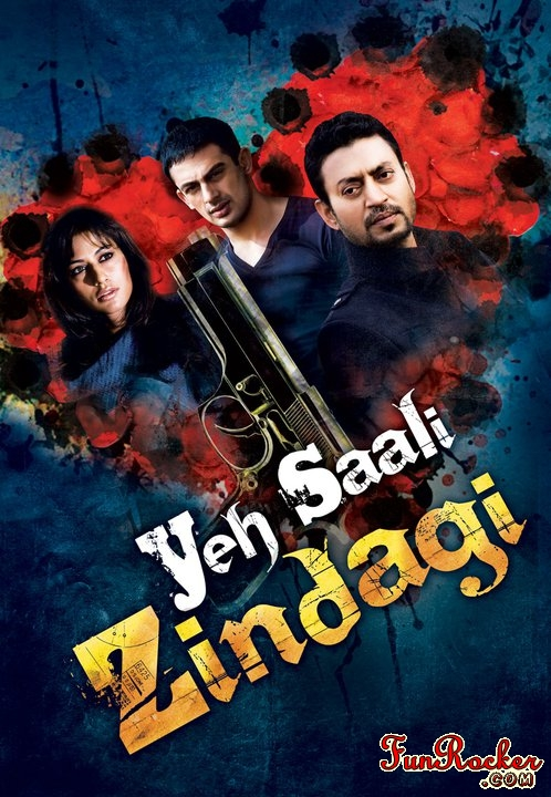 Yeh Saali Zindagi First Look