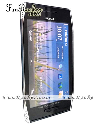 Nokia X7-00 Specification