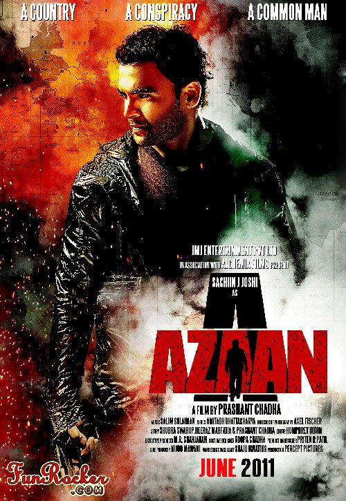 Azaan First Look Azan Wallpapers