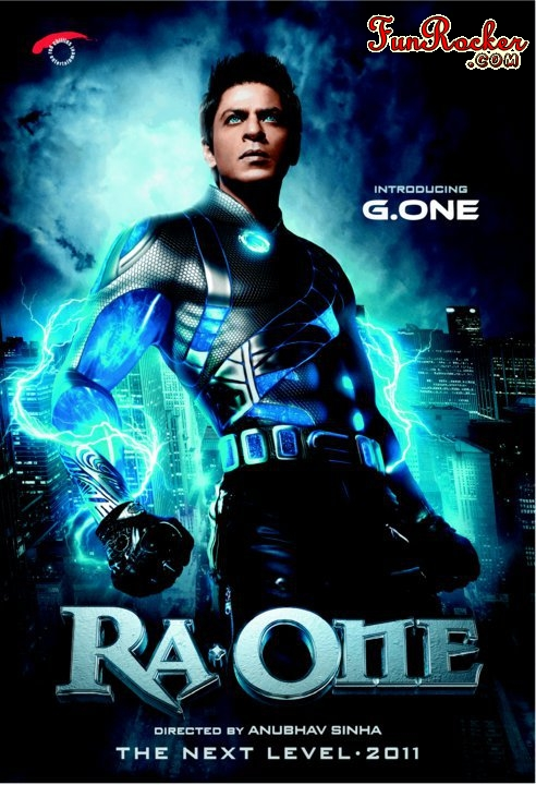RA One First Look RA 1 Wallpapers