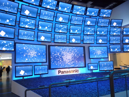 Panasonic launches 3DTV Interface