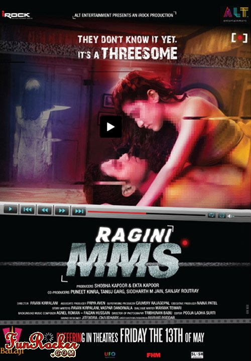 Ragini MMS First Look