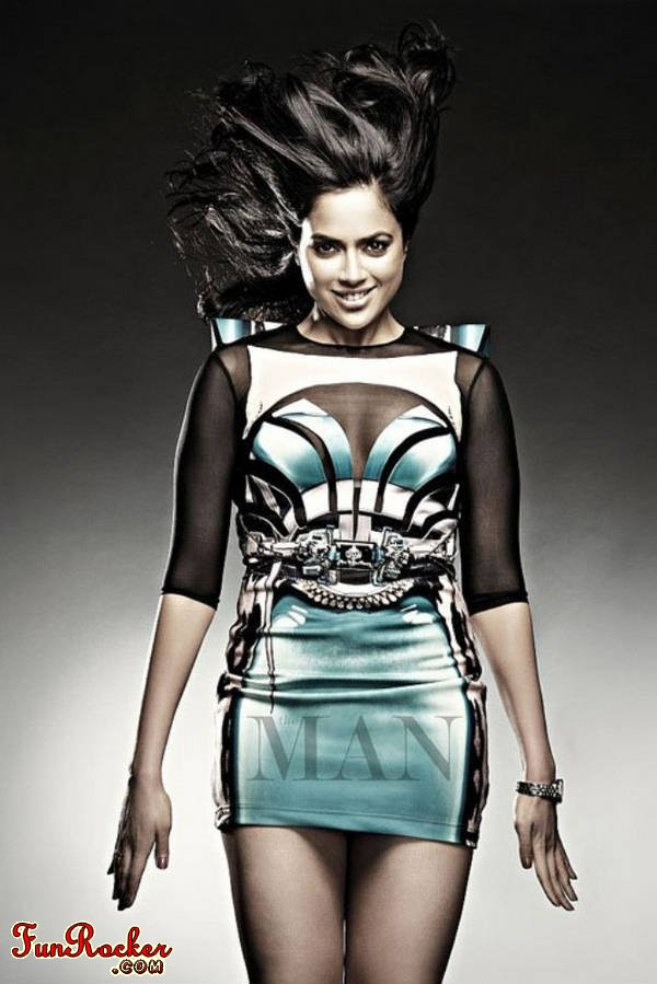 The Man Magazine April 2011 And Sameera Reddy
