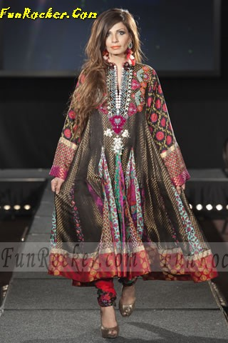Latest EID Traditional Fashion Collection 2011