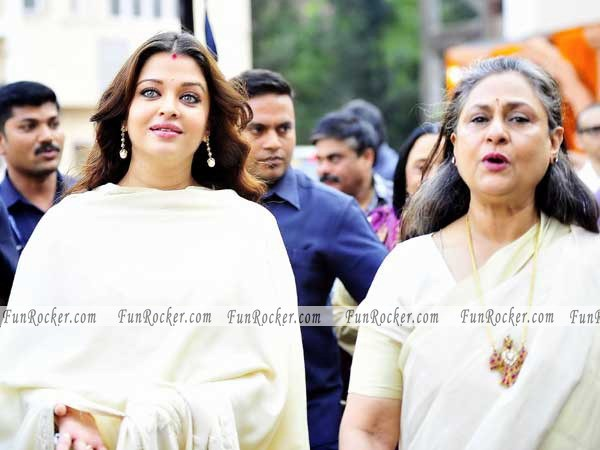 Aishwarya Rai Baby Shower Ceremony
