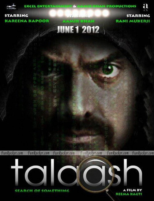 Talaash First Look