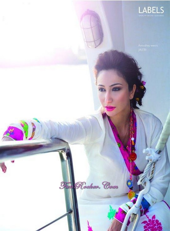 Latest Colorfull Fashion Collection 2012