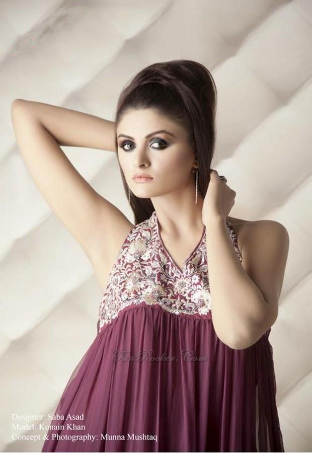 Latest Party Wear Fashion Collection 2012