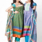 Summer Lawn Fashion Collection 2012
