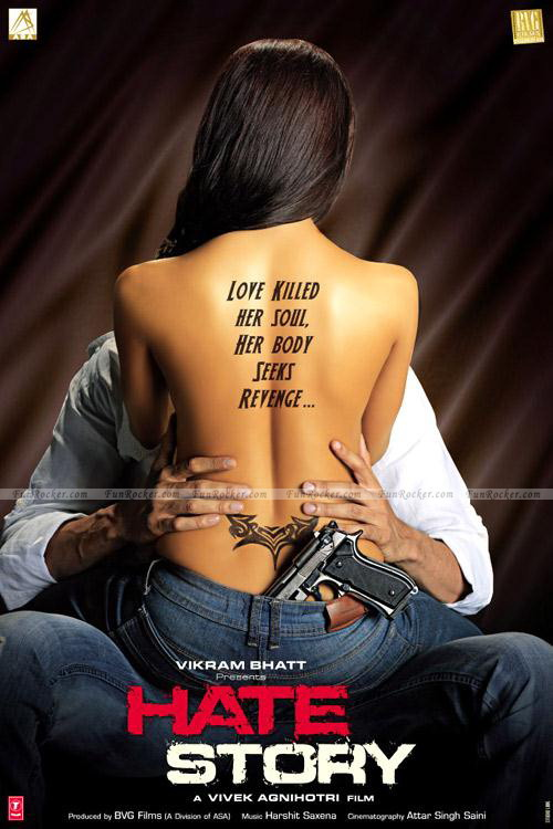 Hate Story (2012) First Look