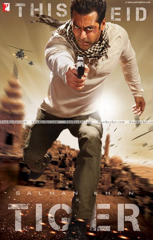 Ek Tha Tiger First Look
