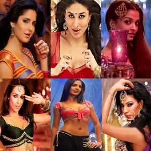 Bollywood Sexiest Item Songs