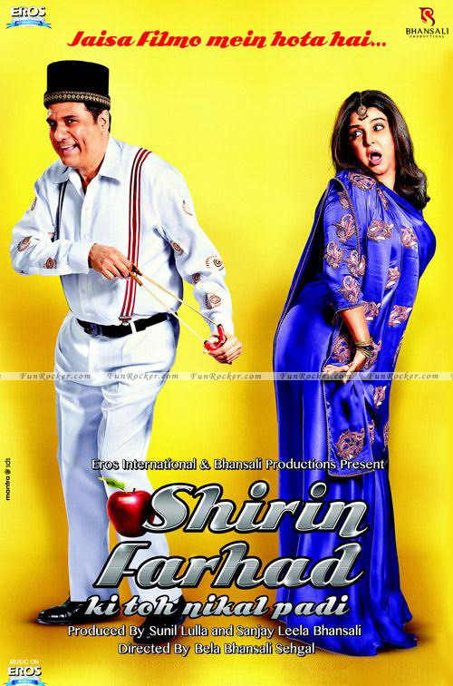 Shirin Farhad Ki Toh Nikal Padi First Look