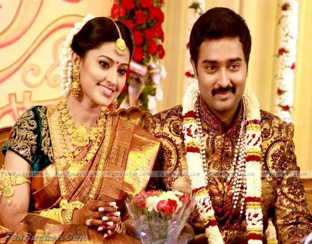 Sneha Marriage Photos
