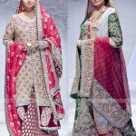 Latest Bridal Fashion