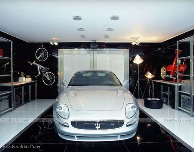 Amazing Garage Photos