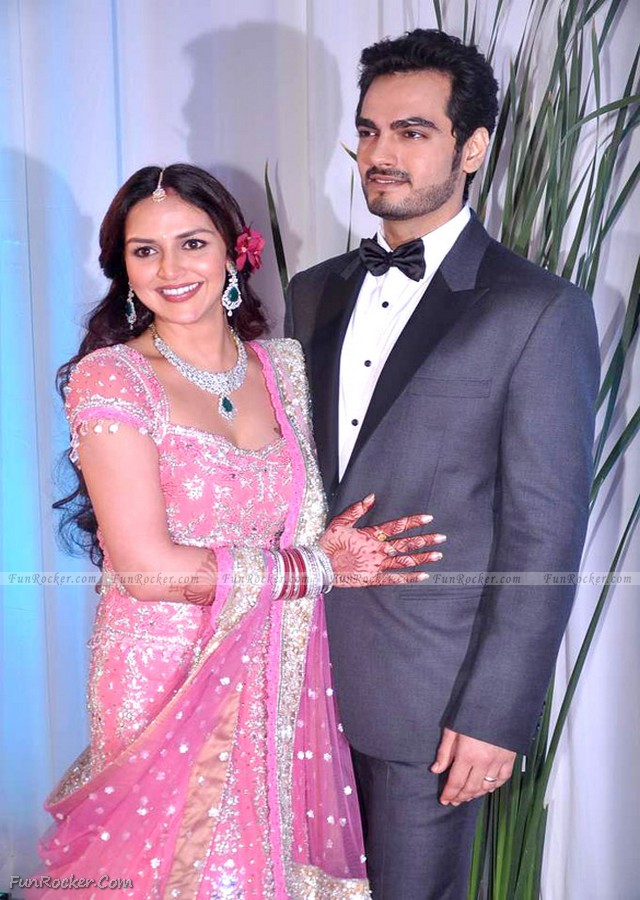 Esha Deol Wedding Reception
