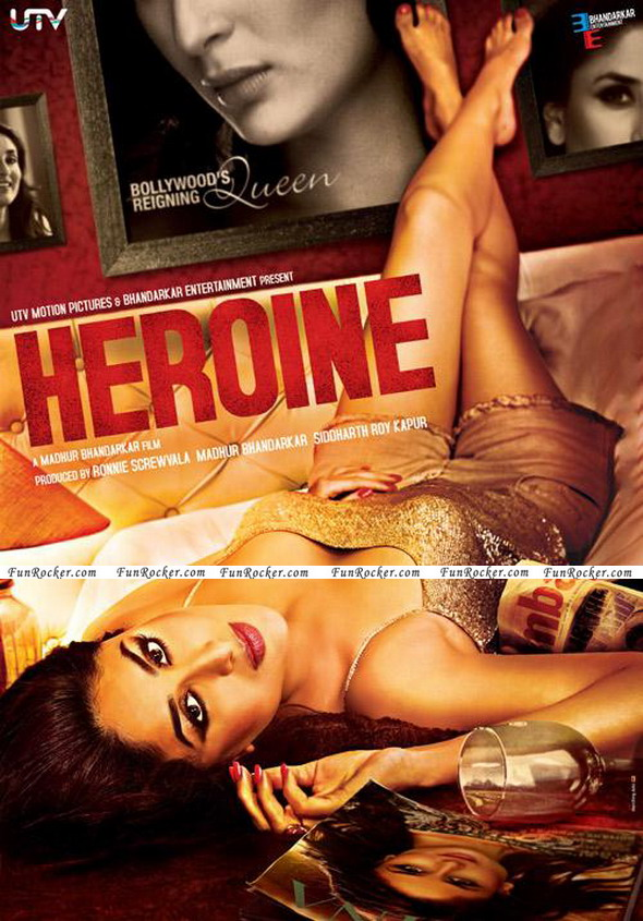 Heroine First look